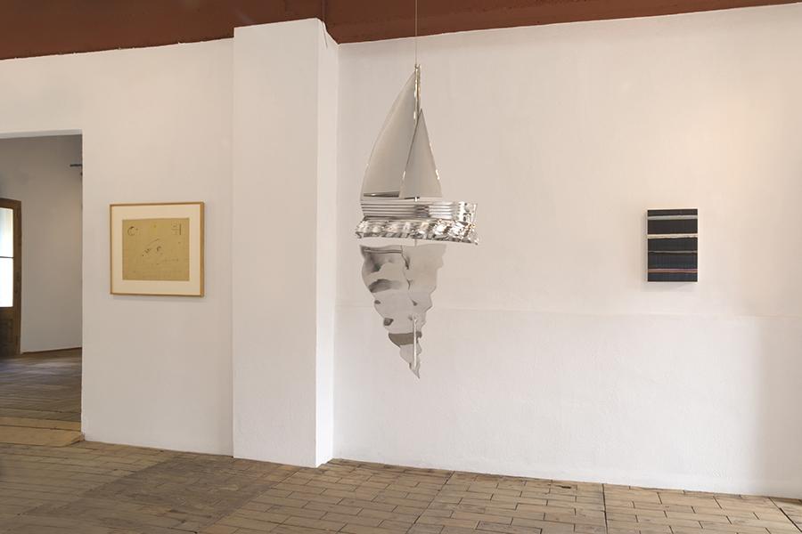 JOAN PONÇ Composició dau al set, 1952
